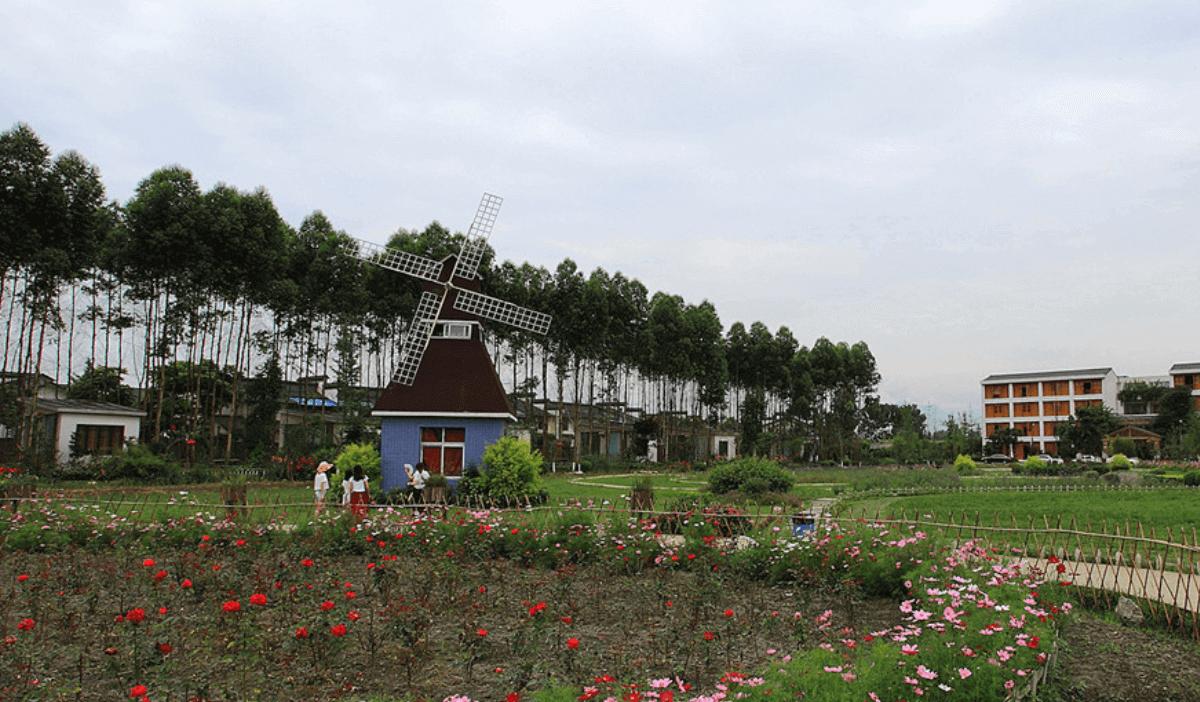 郫县妈妈农庄拓展培训基地